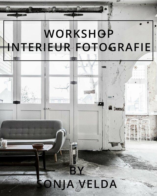 VOL! Workshop interieurfotografie